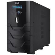 Nobreak 2200VA Atrium 2200W SMS 1488W (Entrada Bivolt /Saída 115V), Expansivel, USB/Serial, com 8 tomadas + Borne