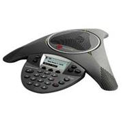 Polycom Telefone Audioconferencia SoundStation IP6000 (SIP) Expansivel - Alimentação AC ou PoE (não acompanha Fonte de Alimentação)