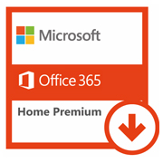 Microsoft Office 365 Home Premium 32/64 bits (All languages)