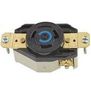 APC Tomada padrão NEMA L6-30R - AC Conn Recp 30A / 250V - Twist-Lock