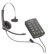 Plantronics Telefone com Heaset Practica T110
