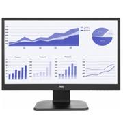 AOC Monitor LED 21.5' Wide (1920x1080) c/ ajuste de Altura e Pivot