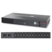 AP7721 ATS para rack 230v 10A - 2300VA - Ent IEC-320 C14 e (12) IEC 320 C14