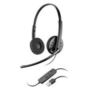 Plantronics Headset BlackWire C320-M