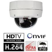 D-Link Camera de Video IP Domo Fixa