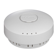 D-Link Ponto de Acesso Wireless 802.11 a/b/g/n Dual Band (2.4/5.0GHz) + 1x PoE 10/100/1000Mbps