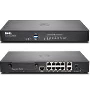 Dell SonicWall Firewall TZ-600 01-SSC-0210 c/ 10x Gigabit (9x LAN e 1x WAN)