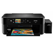 Epson Multifuncional Tanque de Tinta L850 Color - 37ppm preto/38ppm color A4 (USB)