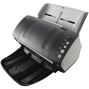 FI-7160 Fujitsu Scanner de Mesa FI-7160, 60 ppm/120 ipm, 600dpi, A4, Bivolt (USB)