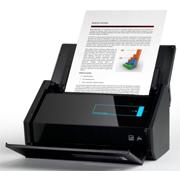 IX500 Fujitsu Scanner de Mesa ScanSnap iX500, 25ppm, 600dpi, A4, Bivolt (USB/Wi-Fi)