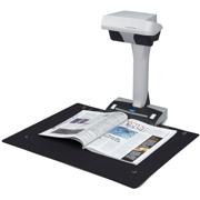 FI-7260 Fujitsu Scanner de Mesa com Flatbed FI-7260, 60 ppm/120 ipm, 600dpi, A4, Bivolt (USB)