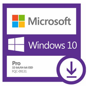 Microsoft Windows 10 Professional 32/64 bits (All languages) - licenca 1 usuario (Download)