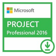 Microsoft Project Professional 2016 Windows (All languages) - licenca 1 usuario (Download)