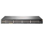 Aruba Switch 2930F 48G 4SFP+ com 48 portas PoE+ 10/100/1000 Mbps RJ45 + 4 portas SFP+ (1/10G) (Potencia PoE: 370W)