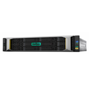 HPE Storage MSA 1050 10GbE iSCSI DC SFF