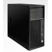 HP WorkStation Z240 Torre Intel Xeon E3-1240v5 Quad Core 3.5GHz
