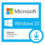 Microsoft Windows 10 Home 32/64 bits (All languages) - licenca 1 usuario (Download)