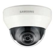 Câmera de vigilância com gravação SAMSUNG WiseNet Lite Network Dome Camera