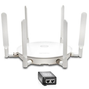 Dell SonicWall 01-SSC-0884 Ponto Acesso Wireless SonicPoint ACe 802.11ac (Dual 2.4G e 5GHz) (inclui 1x injetor PoE e 3 anos suporte 24x7)