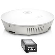 Dell SonicWall 01-SSC-0887 Ponto Acesso Wireless SonicPoint ACi 802.11ac (Dual 2.4G e 5GHz) (inclui 1x injetor PoE e 3 anos suporte 24x7)