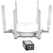 Dell SonicWall 01-SSC-0889 Ponto Acesso Wireless SonicPoint N2 802.11n (Dual 2.4G e 5GHz) (inclui 1x injetor PoE e 1 ano suporte 24x7)