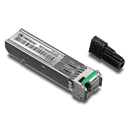 TEG-MGBS40D5 TRENDnet Cartão SFP Dual Wavelength Single-Mode LC Module 1550 (40Km)