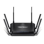 TRENDnet Roteador Wireless AC3200 Dual Band Wireless AC Router /w USB Port