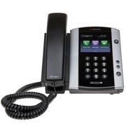 Polycom Telefone IP VVX 500 com HD Voice
