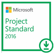 Microsoft Project Standard 2016 Windows (All languages) - licenca 1 usuario (Download)